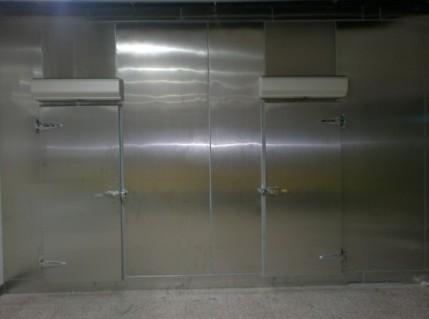 不锈钢门 - 重庆冷库安装,冻库设计-重庆柱辰制冷设备